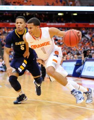 NCAA Basketball: Canisius at Syracuse