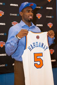 Tim Hardaway, Jr. Press Conference